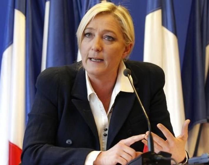 Μαρίν Λε Πεν: «Ελπίζω σε νίκη του ΣΥΡΙΖΑ»