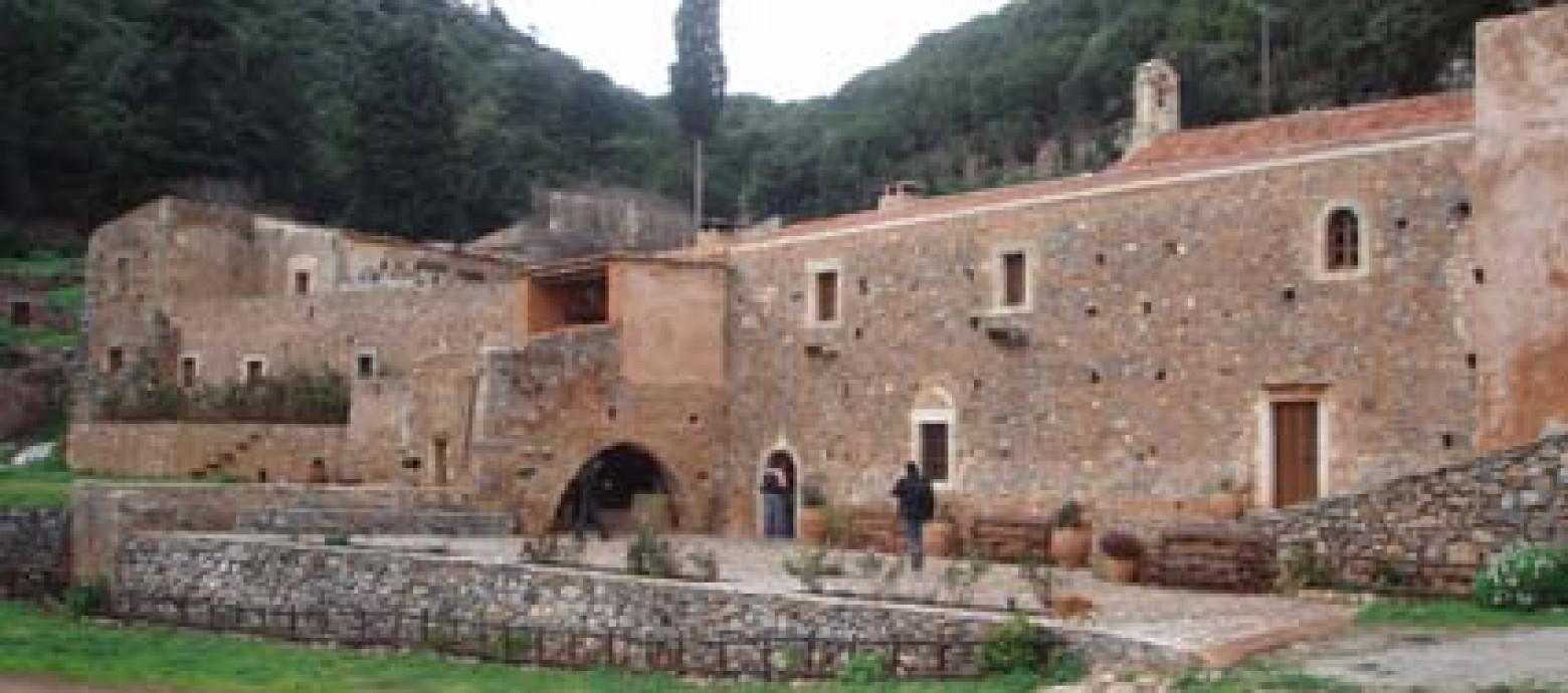Μοναχός στη Μονή Βωσάκου βρέθηκε νεκρός στο κελί του