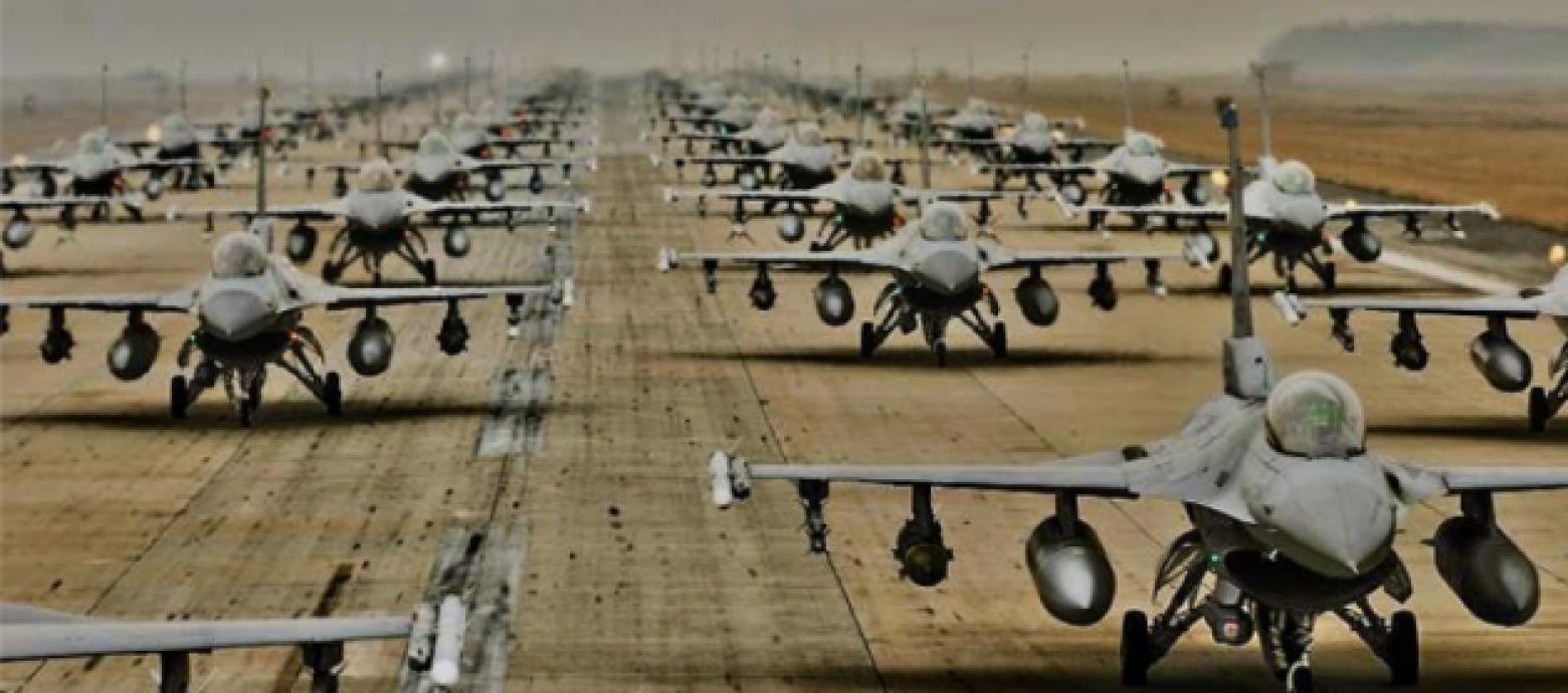 18 F 16 των ΗΠΑ και 300 άτομα προσωπικό στη Σούδα