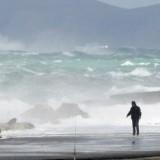 Σε εξέλιξη η κακοκαιρία-Χτυπάει περισσότερο τη Δυτική Κρήτη