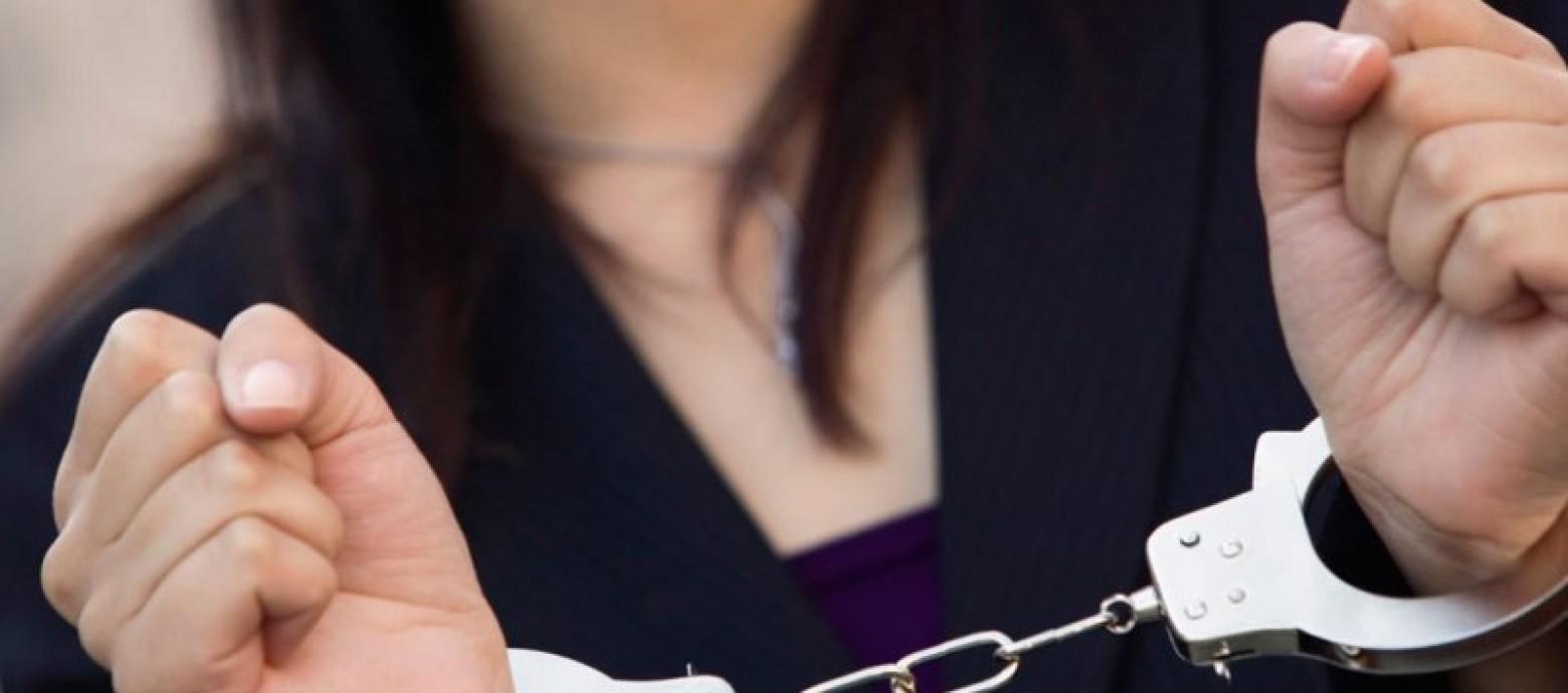 Συνελήφθη 37χρονη Χανιώτισσα με οφειλές στο δημόσιο 5.416.039,96  ευρώ