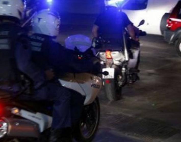 Ηράκλειο: Ανθρωποκυνηγητό της ΕΛ.ΑΣ με δράστες βαριά οπλισμένους στην εθνική οδό