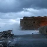 Κλειστά σχολεία στο Δήμο Ηρακλείου λόγω καιρικών φαινομένων