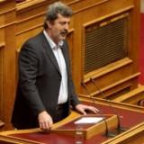Με μαντινάδα ξεκίνησε την ομιλία του στη βουλή ο πρώην δήμαρχος Σφακίων Παύλος Πολάκης (βιντεο)