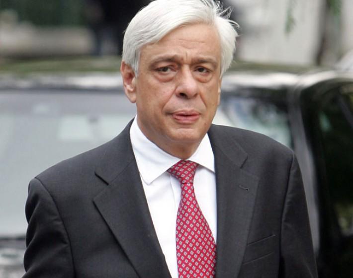 Τον Προκόπη Παυλόπουλο πρότεινε για Πρόεδρο της Δημοκρατίας ο πρωθυπουργός