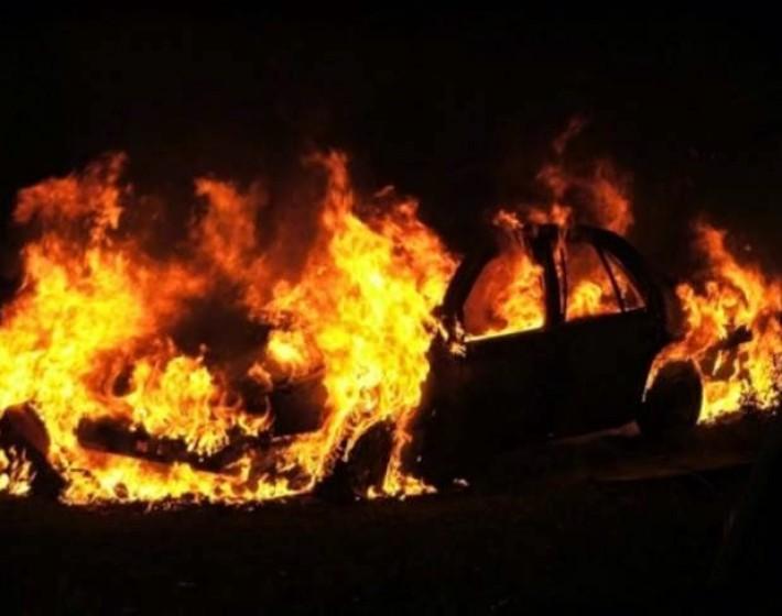 Της ζήτησε να χωρίσουν και.. του έκαψε το αυτοκίνητο