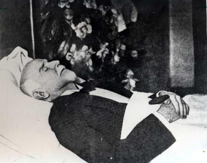 Σαν σήμερα 18 Μαρτίου του 1896 πέθανε ο Ελευθέριος Βενιζέλος