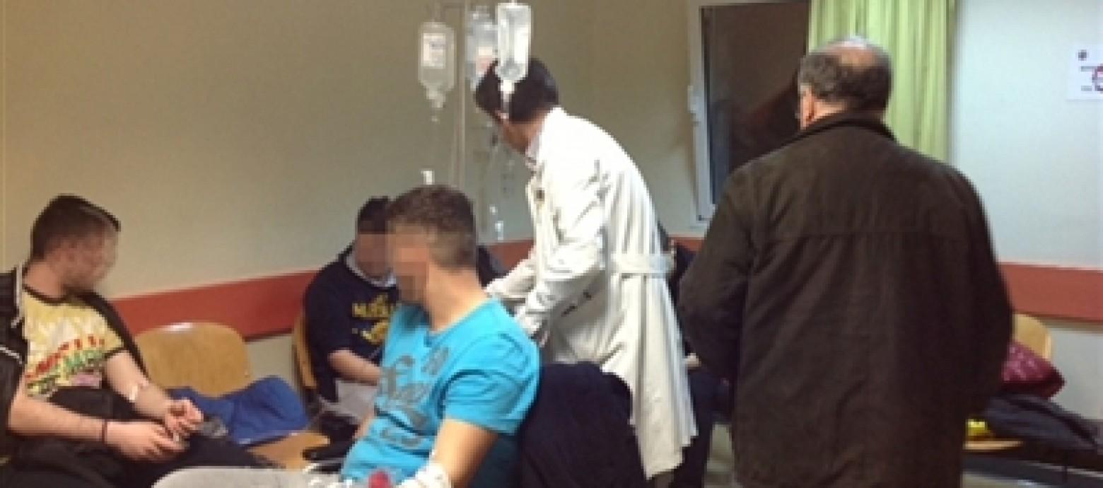 22 μαθητές από την Φλώρινα στο νοσοκομείο με συμπτώματα γαστρεντερίτιδας