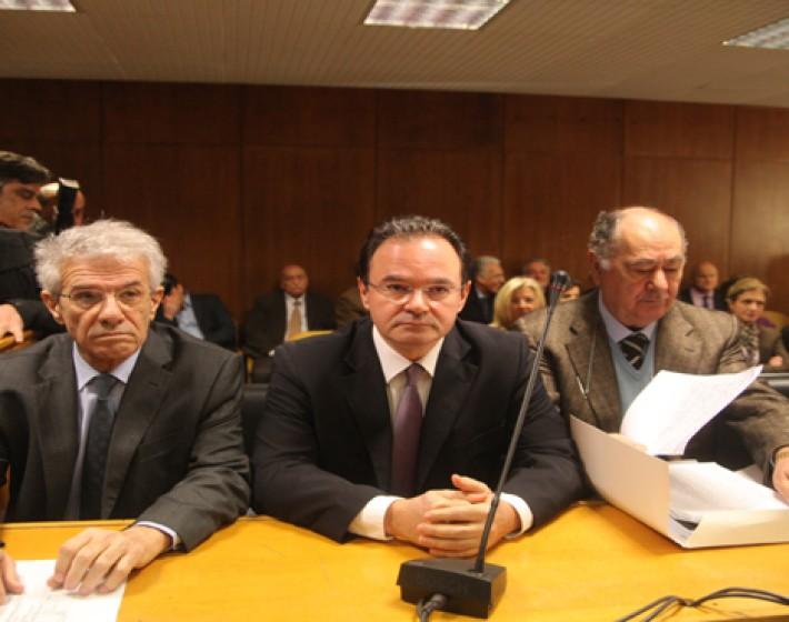 Γ.Καπελέρης (πρώην επικεφαλής του ΣΔΟΕ): O Παπακωνσταντίνου μου έδωσε ένα χαρτί που περιείχε 10 ονόματα