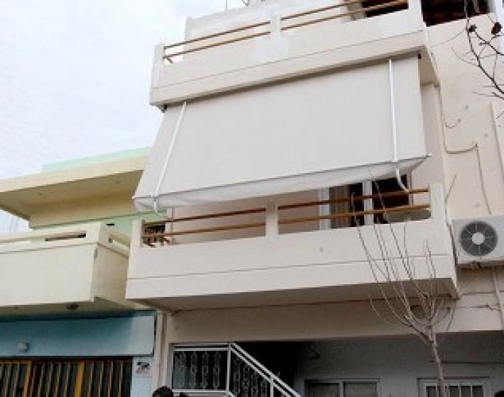 Ηράκλειο: Έπεσε από το μπαλκόνι και σκοτώθηκε