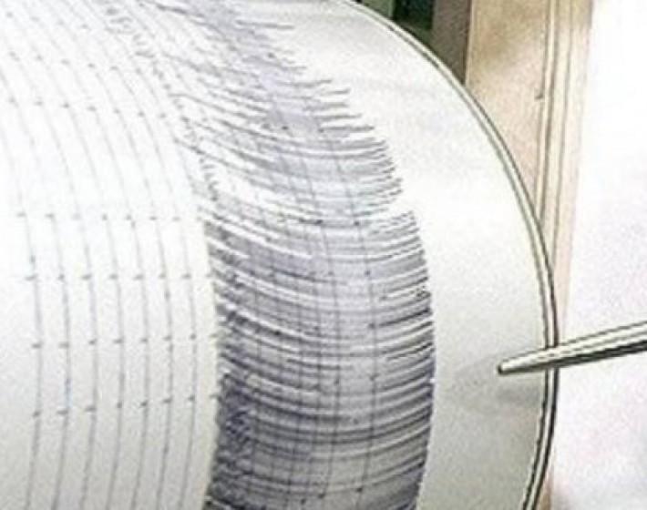 Σεισμός 4,5 ρίχτερ στην Αστυπάλαια έγινε αισθητός στην Κρήτη