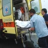 56χρονος παρασύρθηκε από αυτοκίνητο στην Ιεράπετρα