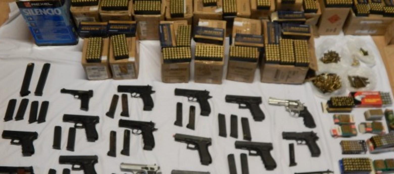 Ρέθυμνο: Μετέτρεψε την αποθήκη του Σκοπευτικού Συλλόγου σε κρυψώνα όπλων