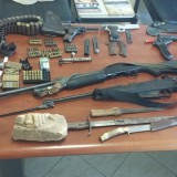 Δύο συλλήψεις στη Μεσαρά για αρχαιοκαπηλία και οπλοκατοχή