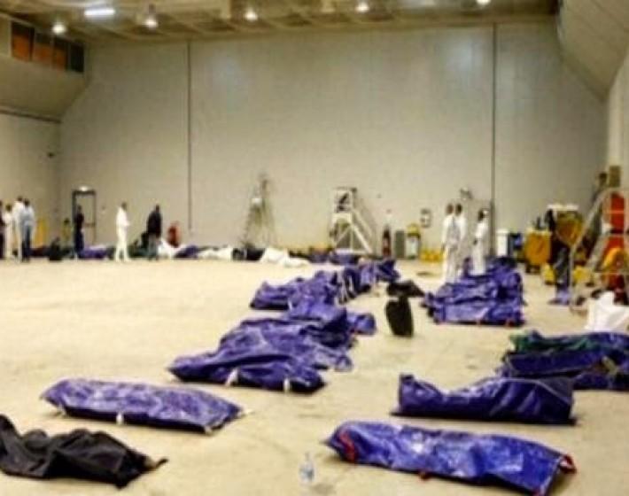 Υγρός τάφος η Μεσόγειος για 700 μετανάστες