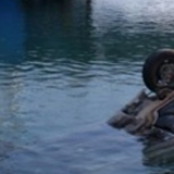 Έπεσε με το αυτοκίνητο του στο λιμάνι του Ηρακλείου