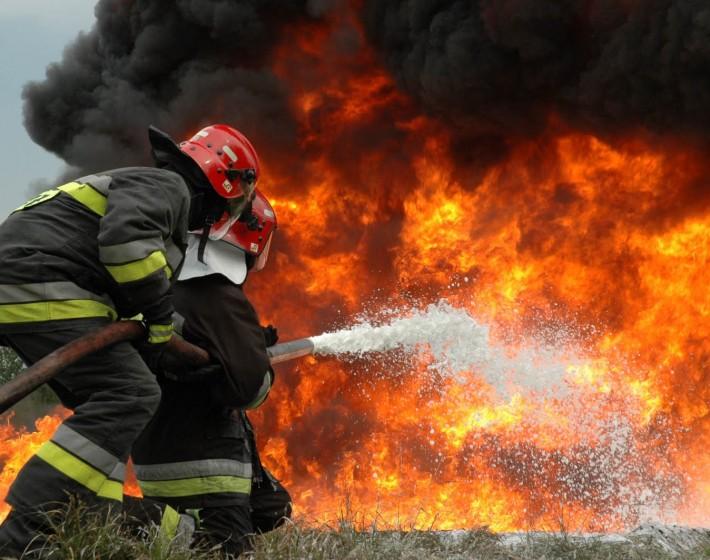 Κάηκαν 180 στρέμματα γης απο την πυρκαγιά στην περιοχή Ρουσσοσπίτι