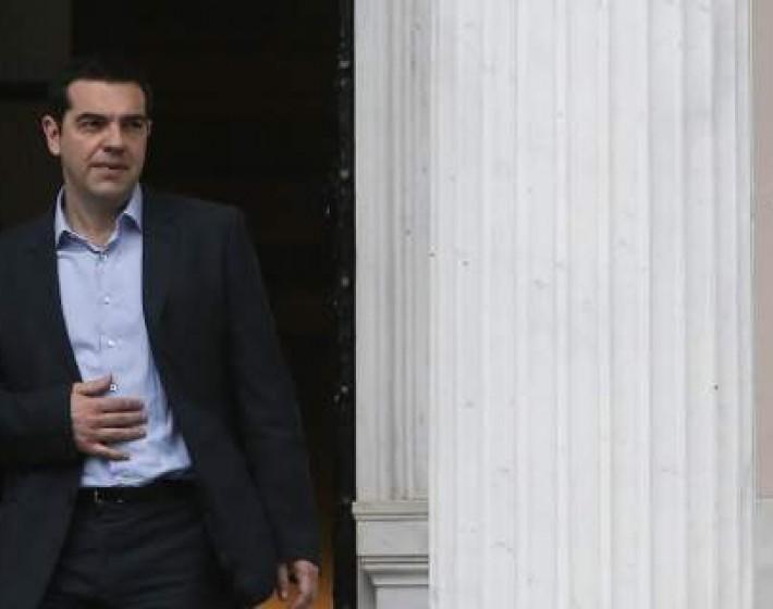 Ο Τσίπρας αναλαμβάνει το βάρος της διαπραγμάτευσης