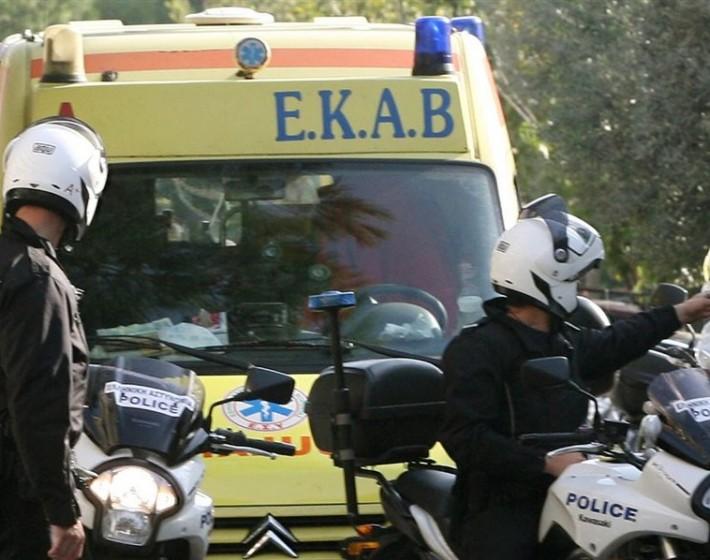 Ένα ακόμη θανατηφόρο τροχαίο στους δρόμους της Κρήτης