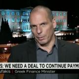 Βαρουφάκης: Δεν πληρώνουμε τη δόση του ΔΝΤ χωρίς συμφωνία