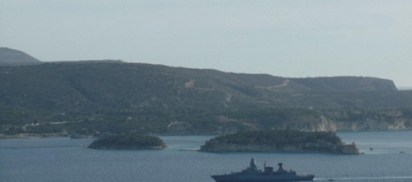 Στη Σούδα δύο γερμανικά πλοία για επιχειρήσεις έρευνας-διάσωσης  μεταναστών στην Μεσόγειο