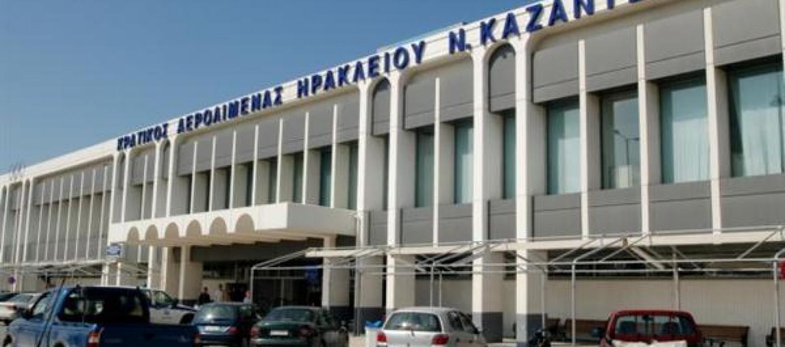 Συνελήφθησαν 9 άτομα με πλαστά διαβατήρια στο αεροδρόμιο Ηρακλείου