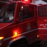 Φωτιά σε συνεργείο στην λεωφόρο 62 Μαρτύρων
