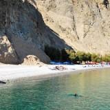 Νεκρή 37χρονη τουρίστρια απο κατολίσθηση σε παραλία στα Σφακιά