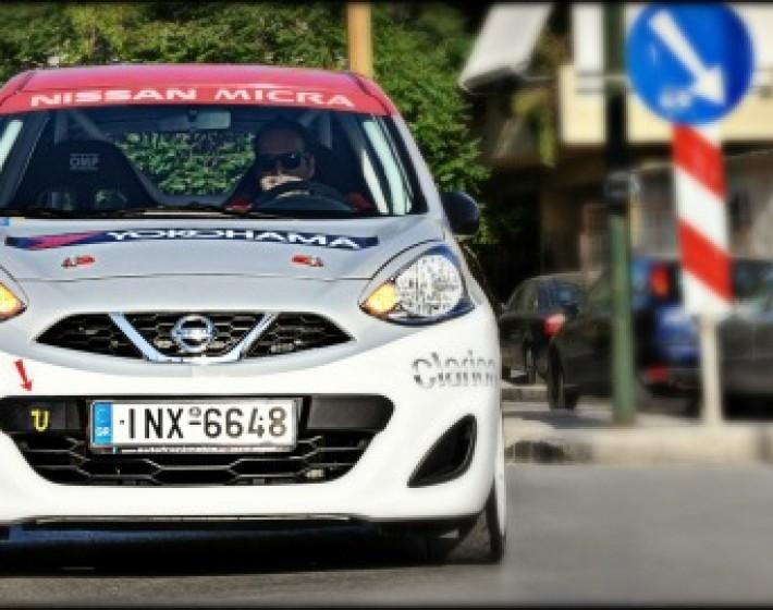 37o Rally Κρήτης Super ειδική και Θέαμα από ψηλά!