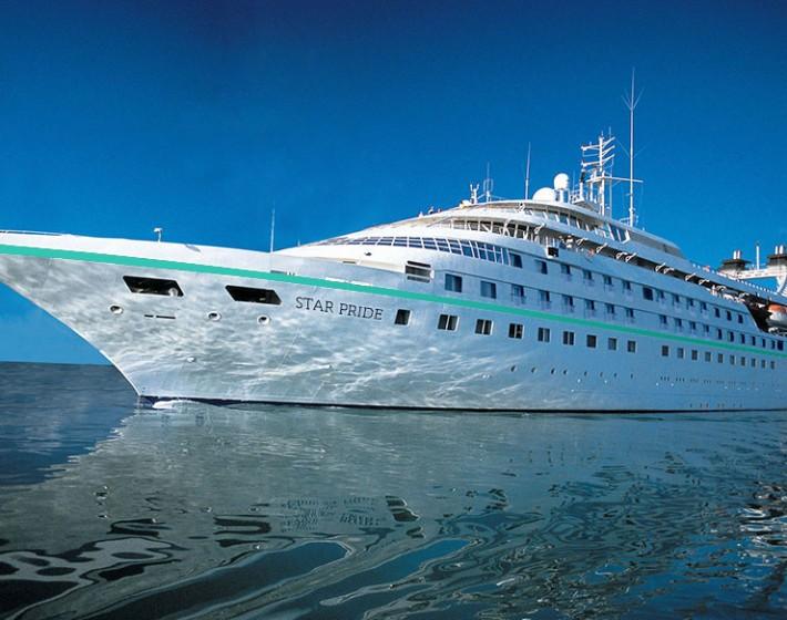 Στο Ηράκλειο το πολυτελές «Star Pride» με 192 επιβάτες