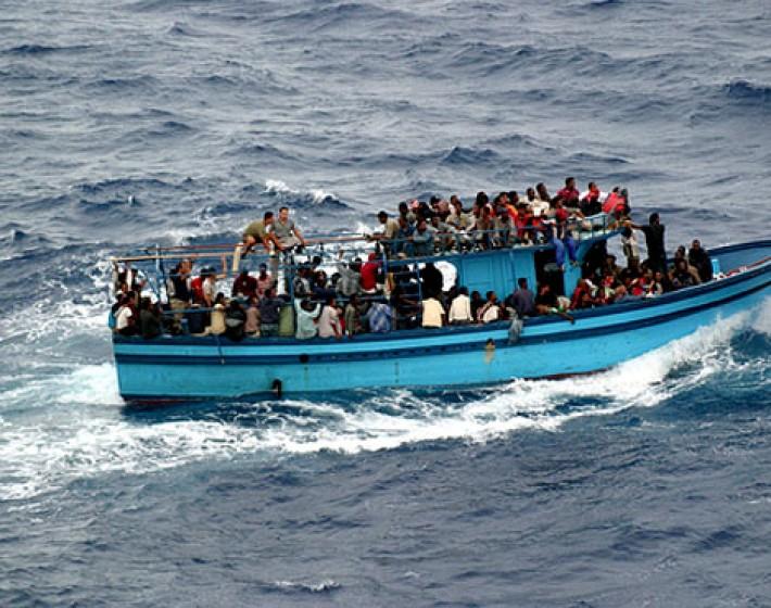 Επιχείρηση διάσωσης για 263 μετανάστες στην Παλαιόχωρα