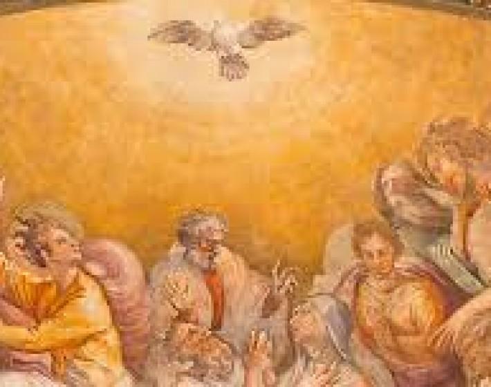 1η Ιουνίου η Ορθόδοξη Εκκλησία  τιμά το Άγιο Πνεύμα