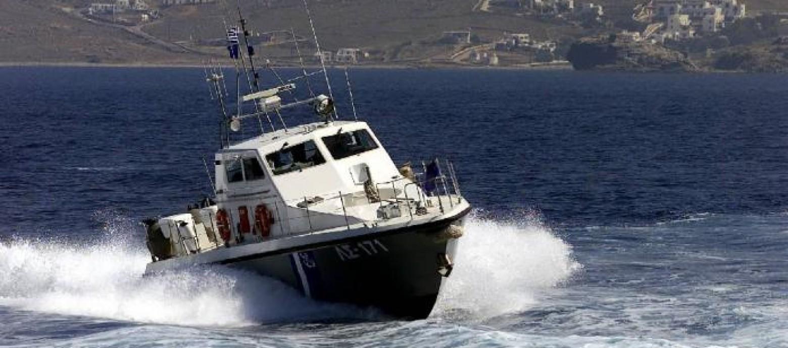 Μεγάλη επιχείρηση ανοιχτά της νότιας Κρήτης για πλοίο με παράνομα όπλα