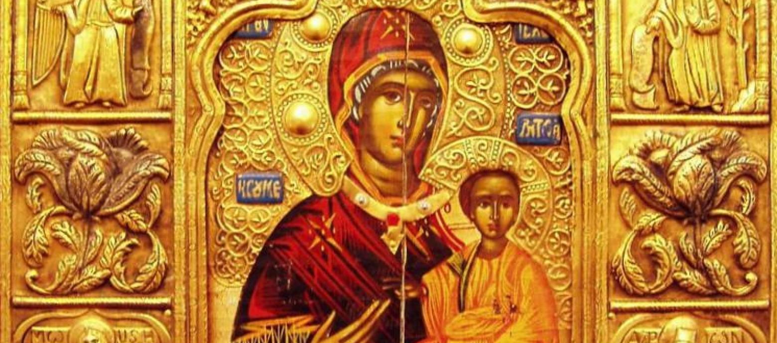 Την εικόνα της Παναγίας Σουμελά υποδέχεται το Ηράκλειο