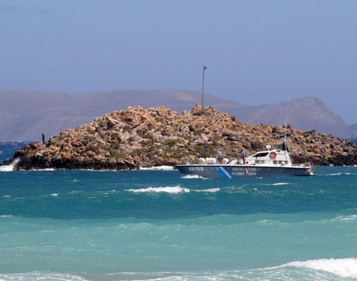 Αγνοείται 60χρονος ψαράς στο Ηράκλειο