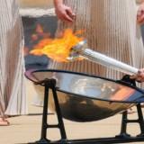 Τελετή παράδοσης της Ολυμπιακής Φλόγας