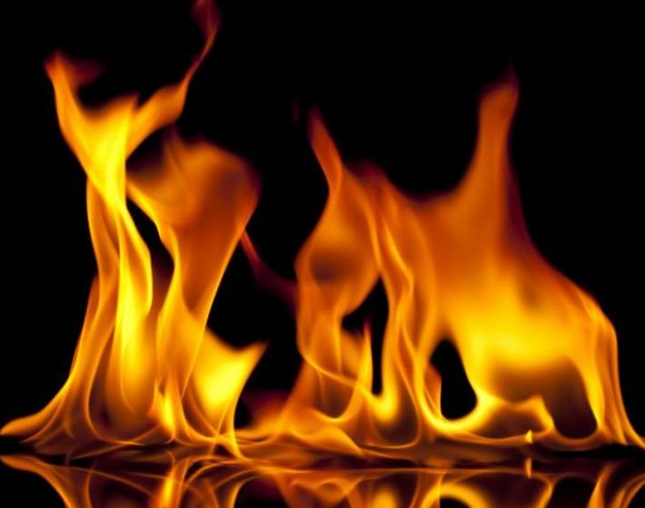 Πυρκαγιά σε εκκλησία στις Ασίτες Ηρακλείου