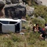 Σφακιά: Αυτοκινήτο έπεσε σε γκρεμό – Νεκρή μία 50χρονη
