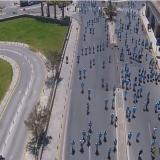 Ηράκλειο: Το Run Greece από ψηλά!