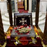 Το Τίμιο Ξύλο στον Ιερό Μητροπολιτικό Ναό Αγίου Μηνά Ηρακλείου