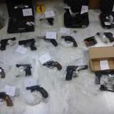 Χανιά: Μεγάλη επιτυχία της ΕΛ.ΑΣ. Βρέθηκαν και κατασχέθηκαν 11 πιστόλια και 6 περίστροφα