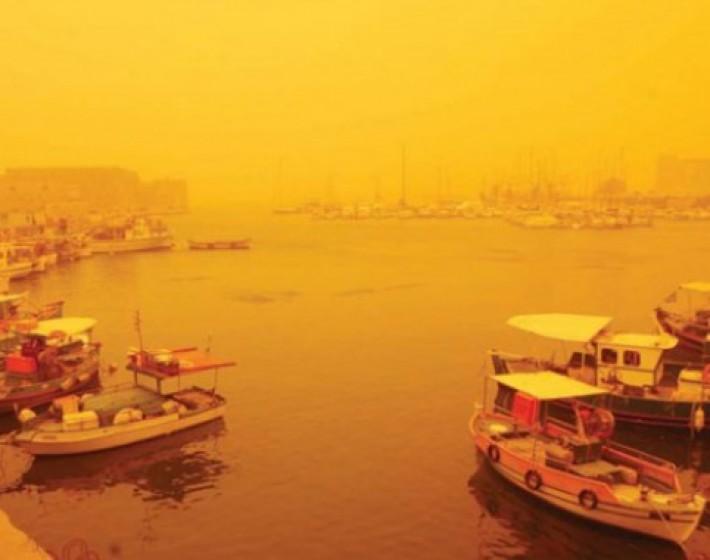 Αφρικανική σκόνη θα «σκεπάσει» την Κρήτη