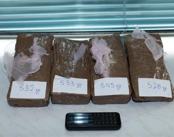 Συνελήφθη 65χρονη στο λιμάνι του Ηράκλειου με περισσότερα από 2 κιλά ηρωίνη
