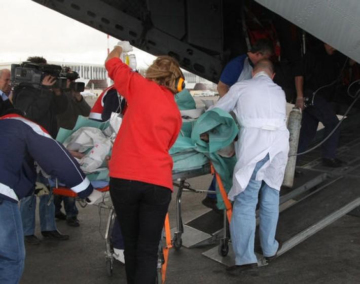 Σε νοσοκομείο της  Λάρισας ο 42χρονος  παρολίγον αυτόχειρας
