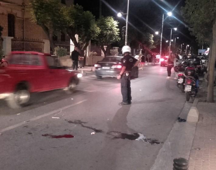 Σοβαρά τραυματισμένος ο πρόεδρος του Ομίλου Βρακοφόρων μετά απο τροχαίο