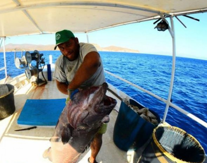 Ο καπετάνιος του αλιευτικού στο enikos.gr: Οι Τούρκοι θεωρούν τις Οινούσσες δικές τους