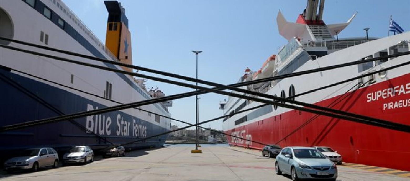 Τέλος στην απεργία της ΠΝΟ-Λύνουν τους κάβους τα πλοία