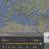 Θρίλερ με πτήση της Egyptair – Η Ελλάδα συμμετέχει για τον εντοπισμό του Airbus