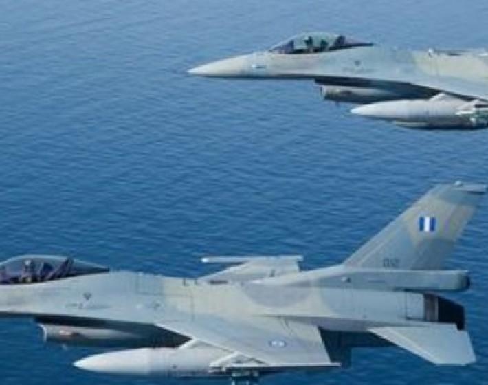 Θρίλερ  πάνω από την Ελλάδα με αμερικανικό Boeing