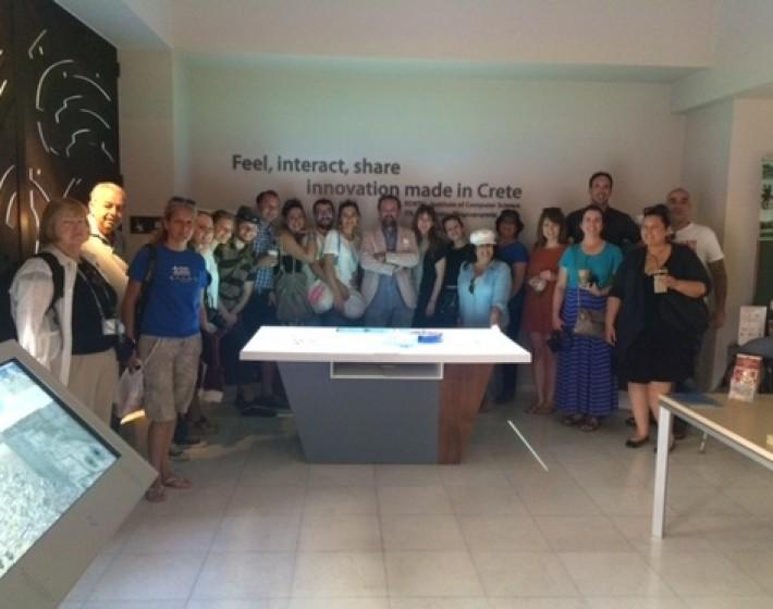 Δημοσιογράφοι αναδεικνύουν την Κρήτη ως τουριστικό προορισμό για όλες τις εποχές